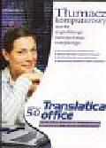 Tłumacz komputerowy języka angielskiego niemieckiego rosyjskiego Translatica Office200 (Płyta CD)