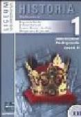 Burda Bogumiła, Halczak Bohdan, Szymczyk Małgorzata - Historia 1 Podręcznik Część 2 Średniowiecze. Liceum ogólnokształcące Zakres rozszerzony