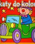 Kałowa Anna - Moja czerwona książka Plakaty do kolorowania