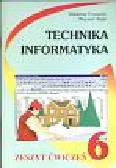Furmanek Waldemar, Walat Wojciech - Technika Informatyka 6 Zeszyt ćwiczeń. Szkoła podstawowa