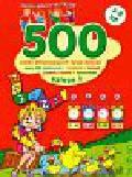 Szkoła małych mistrzów 500 zadań