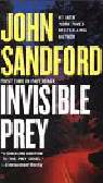 Sandford John - Invisible Prey First time in paperback