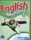 Worral Anne, Bogucka Mariola, Krajewska Agnieszka - English Adventure 2 Podręcznik z płytą CD / English Adventure 2 Zeszyt ćwiczeń