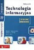 Krawczyński Edward, Talaga Zbigniew, Wilk Maria - Technologia informacyjna Podręcznik z płytą CD. Zasadnicza szkoła zawodowa