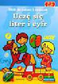 Uczę się liter i cyfr Liczę Blok do zabaw i ćwiczeń 6 - 7 lat