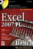 Walkenbach John - Excel 2007 PL Biblia + CD