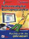 Pańczyk Jolanta - Informatyka Europejczyka Podręcznik dla gimnazjum + CD