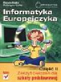 Kiałka Danuta, Kiałka Katarzyna - Informatyka Europejczyka Zeszyt ćwiczeń dla szkoły podstawowej Część 2
