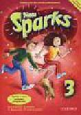 Davies Paul, Graham C., Szpotowicz Magdalena, Szulc-Kurpaska Małgorzata - New Sparks 3 Podręcznik + CD. Szkoła podstawowa