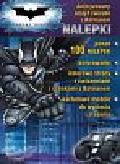 Autoryzowany zeszyt ćwiczeń z Batmanem ponad 100 naklejek kolorowanki kolorowe strony z ćwiczeniami i scenkami z Batmanem kartonowe modele do wycięcia i złożenia