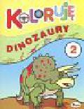 Kozera Piotr - Koloruję dinozaury