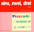 Starczewska Barbara - eins zwei drei 1 Piosenki Książka z płytą CD. Szkoła podstawowa