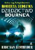 Lustbader Eric - Dziedzictwo Bourne`a