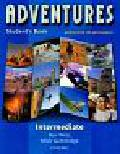 Wetz Ben, Gammidge Mick - Adventures Intermediate Student's book