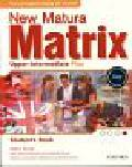 Gude Kathy - New Matura Matrix Upper-Intermediate Student's Book. Podręcznik