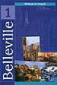 Cuny Flore, Johnson Anne-Marie - Belleville 1 Podręcznik