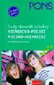 Pons duży słownik szkolny niemiecko-polski polsko-niemiecki z płytą CD