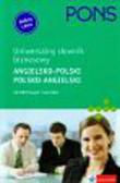 Pons uniwersalny słownik biznesowy angielsko-polski polsko-angielski
