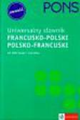 Pons uniwersalny słownik francusko-polski polsko-francuski