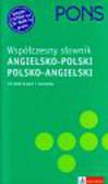 Pons współczesny słownik angielsko-polski polsko-angielski z płytą CD