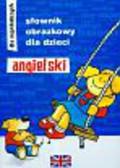 Słownik obrazkowy dla dzieci angielski dla najmłodszych