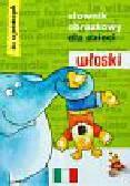 Słownik obrazkowy dla dzieci włoski dla najmłodszych