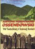 Ossendowski Antoni Ferdynand - W ludzkiej i leśnej kniei
