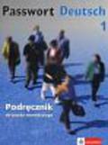 Albrecht Ulrike, Dane Dorothea, Fandrych Christian - Passwort Deutsch 1 Podręcznik