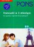 Rousseau Pascale - Pons francuski w 3 miesiące z płytą CD