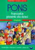 Pons francuskie piosenki dla dzieci z płytą CD