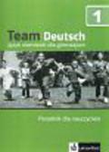 Thurnher Juliane - Team Deutsch 1 Poradnik dla nauczyciela + CD