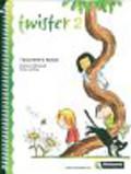 Littlewood Andrea Jeffery Peter - Twister 2 Teacher's Book + 2 CD