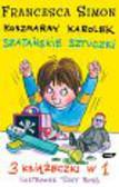 Simon Francesca - Koszmarny Karolek Szatańskie sztuczki z płytą CD