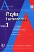 Blinowski Jan, Zielicz Włodzimierz - Fizyka i astronomia 1 Podręcznik dla Liceum ogólnokształcącego +CD