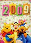 Kalendarz 2009 ścienny Kubuś Puchatek