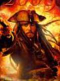 Kalendarz 2009 ścienny Piraci z Karaibów