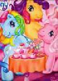 Kalendarz 2009 ścienny Pony