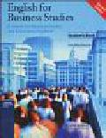 MacKenzie Ian - English for business studies Students book