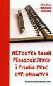 Szczęsny Wiesław Wojciech - Metodyka badań pedagogicznych i pisania prac dyplomowych
