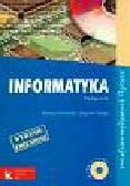 Bujnowski Ireneusz, Talaga Zbigniew - Informatyka Podręcznik z płytą CD. szkoły ponadgimnazjalne