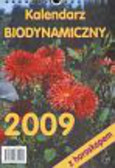 Kalendarz 2009 Biodynamiczny z horoskopem