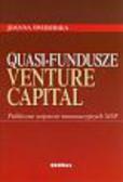 Świderska Joanna - Quasi fundusze venture capital