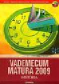 Antosik Renata, Pustuła Edyta, Tulin Cezary - Vademecum Matura 2009 z płytą CD historia