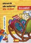 Słownik obrazkowy dla dzieci hiszpański