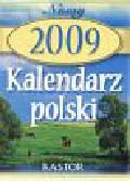 Kalendarz Polski 2009 nowy