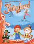 Doley Jenny, Evans Virginia - Fairyland 1Pupils book Podręcznik dla szkołe podstawowej (Płyta DVD)