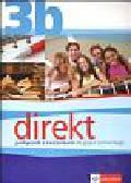 Motta Giorgio, Ćwikowska Beata - Direkt 3B Podręcznik z ćwiczeniami do języka niemieckiego