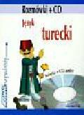 Turecki kieszonkowy w podróży z płytą CD