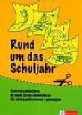 Książek-Kempa Ewa, Wieszczeczyńska Ewa - Rund um das Schuljahr Materiały dodatkowe do nauki języka niemieckiego dla szkoły podstawowej i gimnazjum