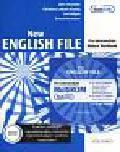 Oxenden Clive, Koenig Latham Christina, Seligson Paul i inni - New English file Pre-Intermediate Matura Workbook